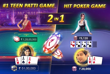 screenshot of Teen Patti Gold - TPG version 3.43