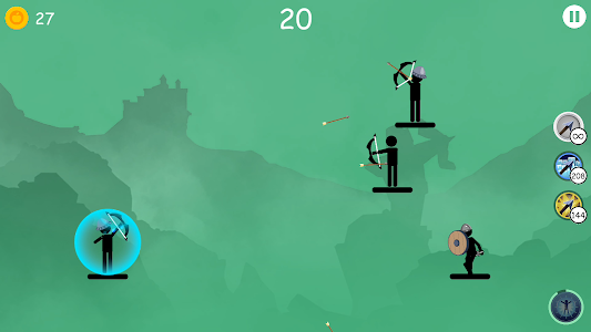 screenshot of The Archers 2 version 1.3.6