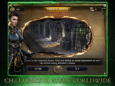 screenshot of The Elder Scrolls: Legends version Varies with device
