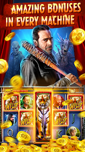 screenshot of The Walking Dead: Free Casino Slots version 182