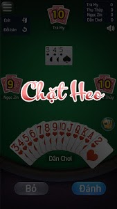 screenshot of Tien Len Southern Poker version 1.02