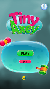 screenshot of Tiny Axey version 1.0
