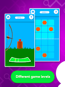 screenshot of Train your Brain - Visuospatial Games version 1.2.6