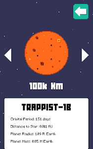 screenshot of Trappist version 1.0