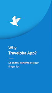 screenshot of Traveloka Book Flight & Hotel version Varies with device