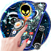 Download Alien Tech Live Wallpaper & Animated Keyboard 2.50 APK