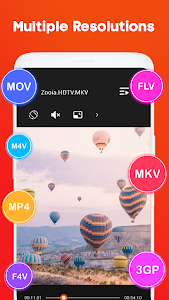 screenshot of Tube Video Downloader - All Videos Free Download version 5.0
