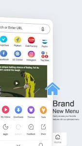 screenshot of UC Browser Mini -Tiny Fast Private & Secure version 12.9.7.1173