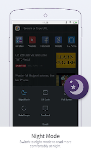 screenshot of UC Browser Mini -Tiny Fast Private & Secure version 11.4.0