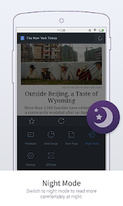 screenshot of UC Browser Mini -Tiny Fast Private & Secure version 11.2.0