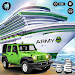 US Army Transporter Cruise Ship Driving Game