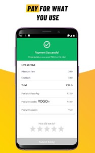 screenshot of VOGO -Daily Scooter Rental App | Rent.Ride.Return. version 4.12.6