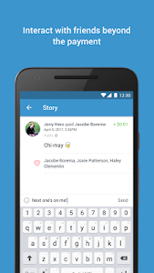 screenshot of Venmo: Send & Receive Money version 7.21.3