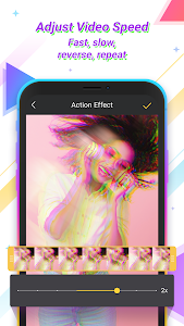 screenshot of Video Maker Of Photos & Effects, Slow Motion Video version 3.1.2