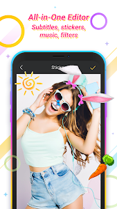 screenshot of Video Maker Of Photos & Effects, Slow Motion Video version 4.1.0