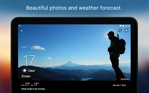 screenshot of Weather & Widget - Weawow version 4.0.3