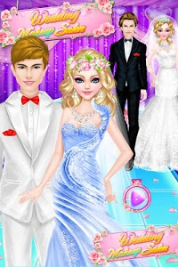 screenshot of Wedding Makeup Salon version 1.0.12