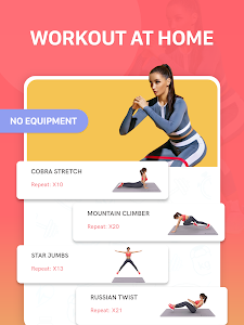 screenshot of Weight Loss in 30 Days - Weight Lose For Women version 3.2