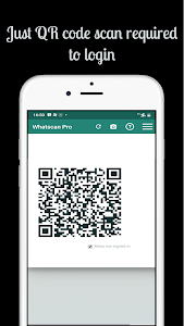 screenshot of Whatscan Pro - Experience New Chatting Apps version 11.1.2