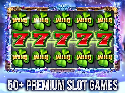 screenshot of Slot Games version 2.8.3112
