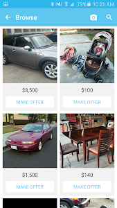 screenshot of Wish Local - Buy & Sell version 1.1.3