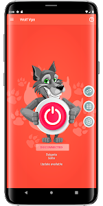 screenshot of Wolf VPN - Free Unlimited VPN Proxy Service version 1.5