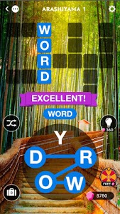 screenshot of Word Travel™ - Word Puzzle Game version 1.0.11