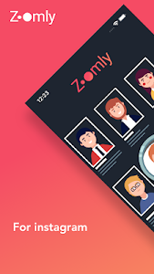 screenshot of Zoomly for Instagram: Downloader & Saver version Varies with device