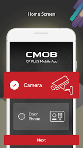 screenshot of gCMOB version 3.0.3