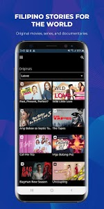 screenshot of iWant version 5.0.2