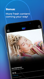 screenshot of iWant version 4.0.10