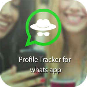 screenshot of profile stalkers for whatsapp version 1.0